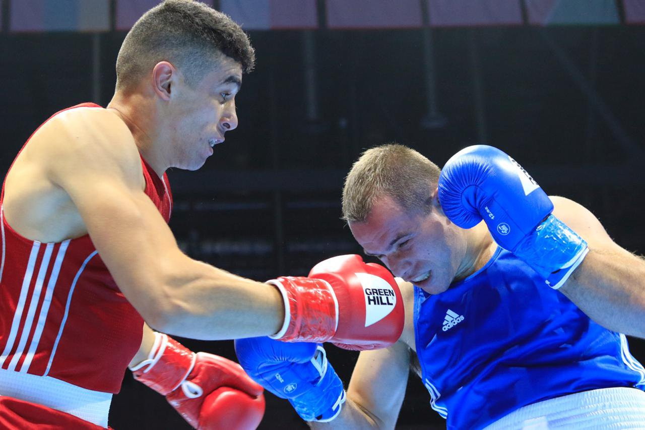 AIBA Men's World Championships 2019: Day two of competition