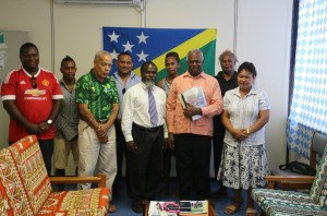 National Olympic Committee of Solomon Islands submits report on Pacific Games performances