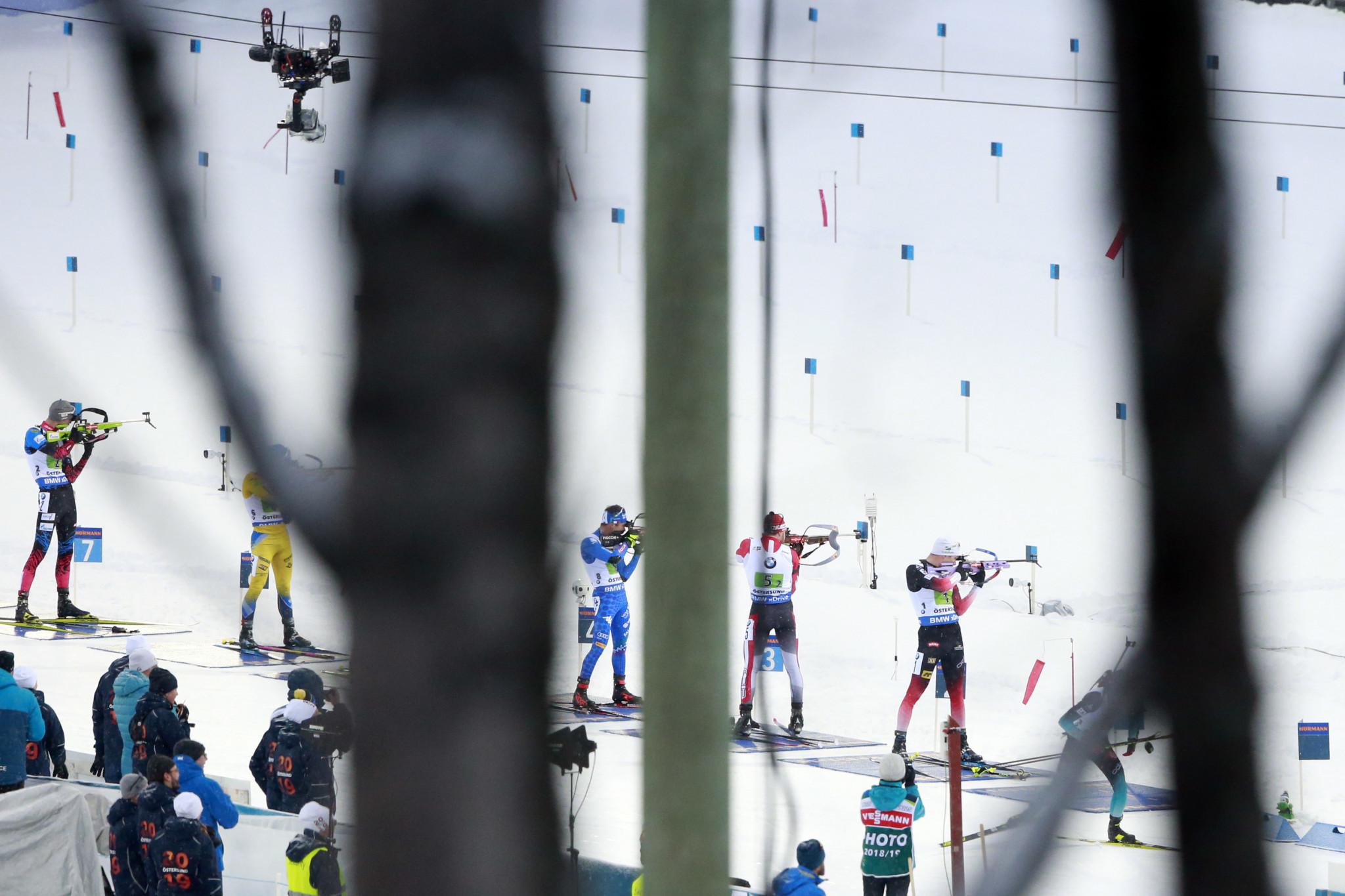 L'IBU espère faire entrer le biathlon dans une nouvelle ère avec une nouvelle constitution et un nouveau plan stratégique © Getty Images
