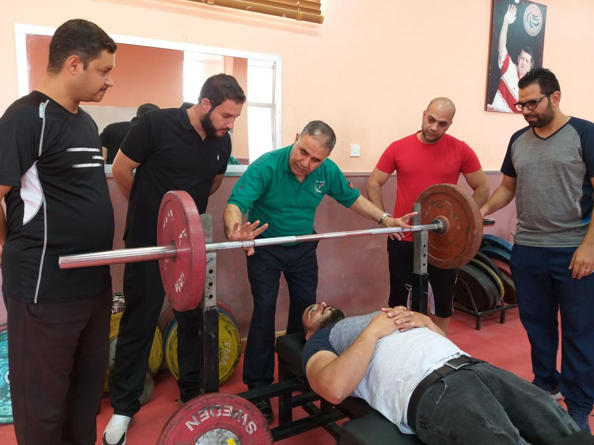 Powerlifting technical officials trained in preparation for West Asian Para Games