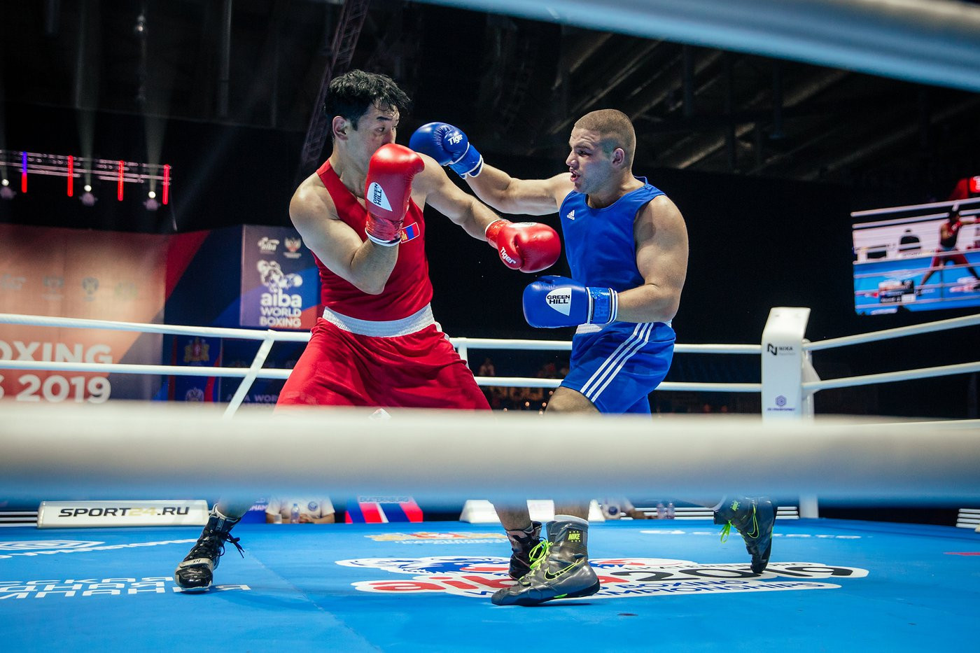 AIBA Men's World Championships 2019: Day three of competition