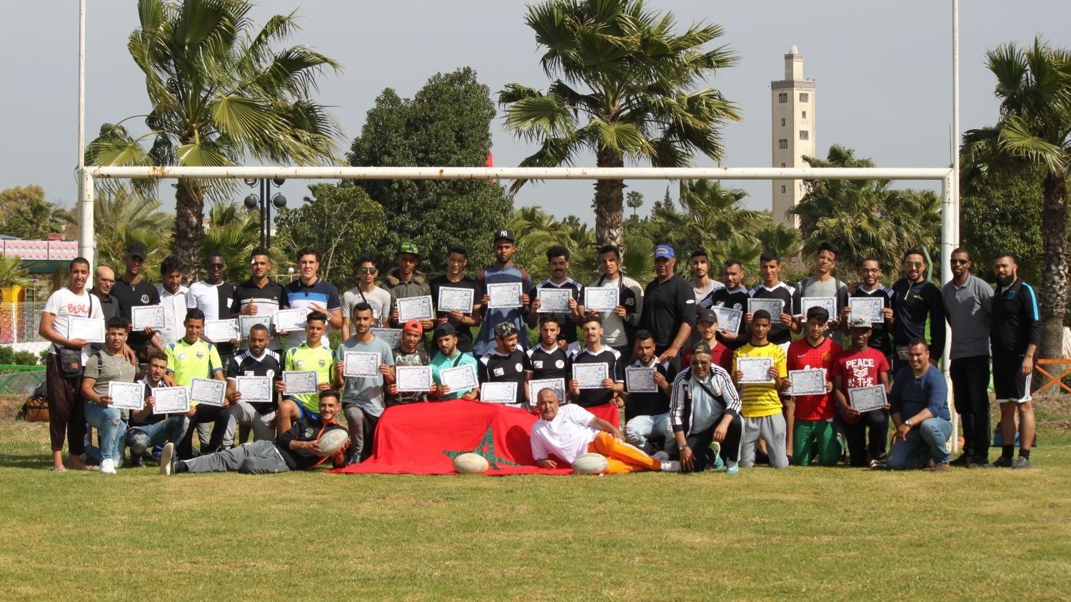 Nations name initial squads for Middle East Africa Rugby League Championship