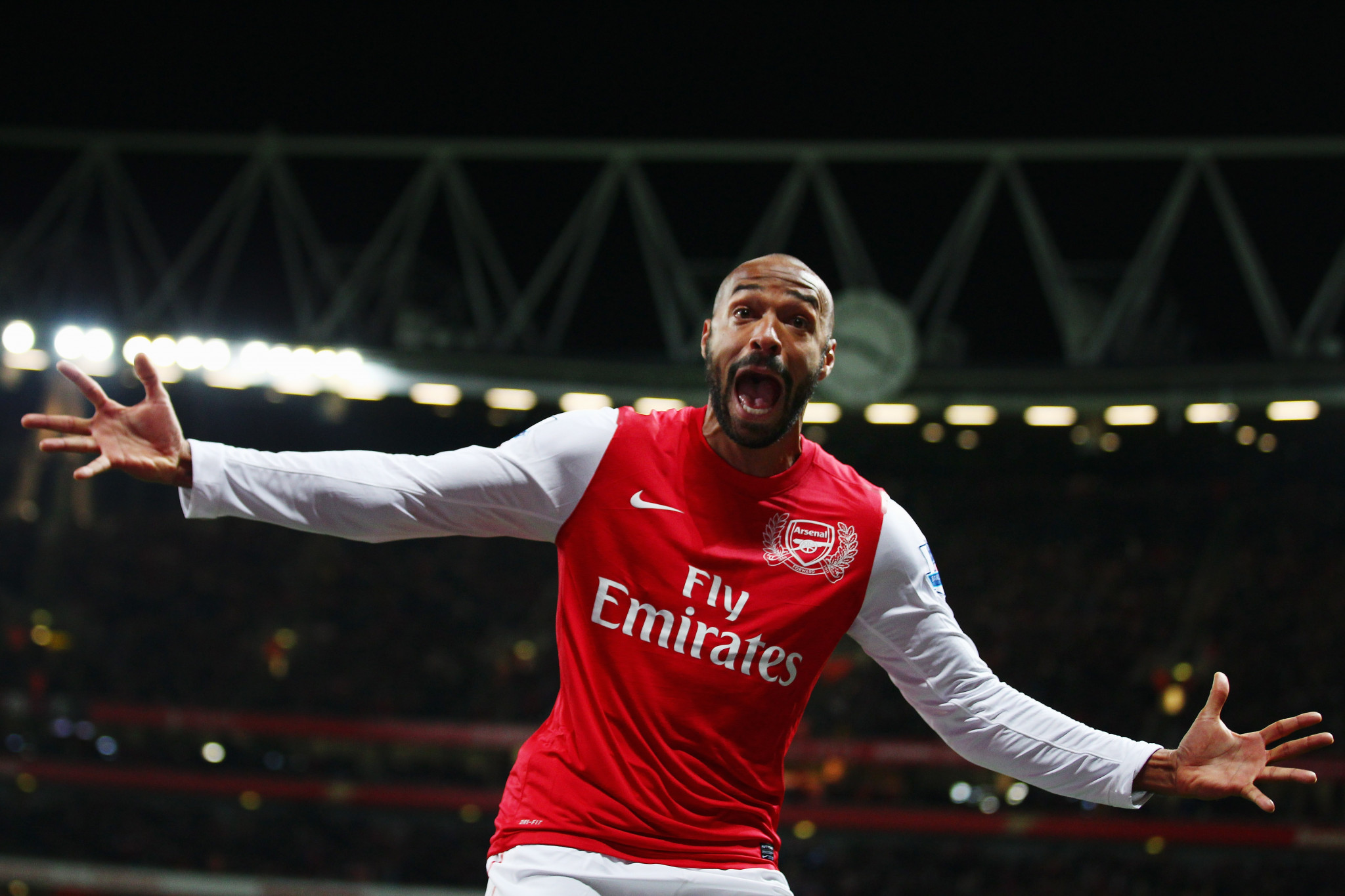 Is Thierry Henry Arsenal's greatest player? ©Getty Images