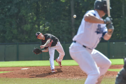 Italy remain unbeaten as Britain eliminated from European Baseball Championship