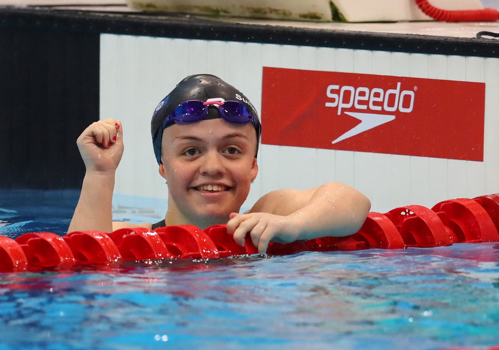 World records fall as Britain enjoy golden night at World Para Swimming Championships