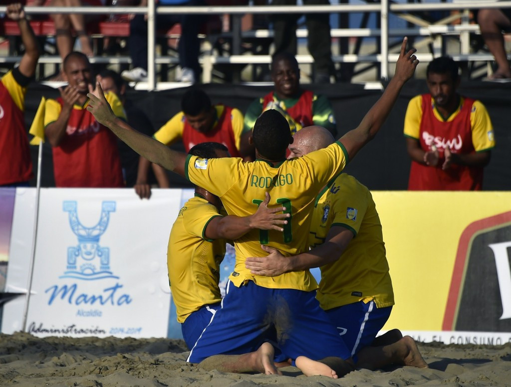 Brazil are the defending champions and most successful team in the tournament's history ©Getty Images