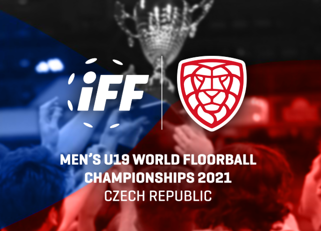 Czech Republic will host the 2021 Men's Under-19 World Championships ©IFF