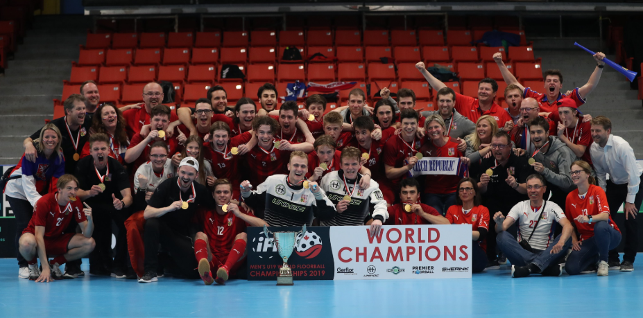 Czech Republic will host their home event as defending champions ©IFF