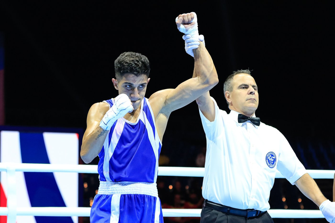 AIBA Men's World Championships 2019: Day four of competition