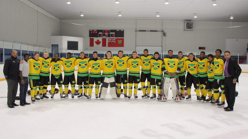 Jamaica became a member of the International Ice Hockey Federation in May 2012 ©JOIHF