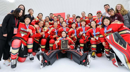 Kunlun Red Star coach relishing challenge of developing Chinese ice hockey
