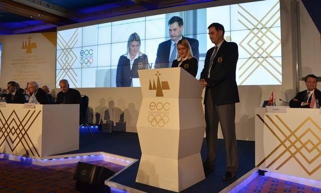 Minsk to host 2016 European Olympic Committees General Assembly