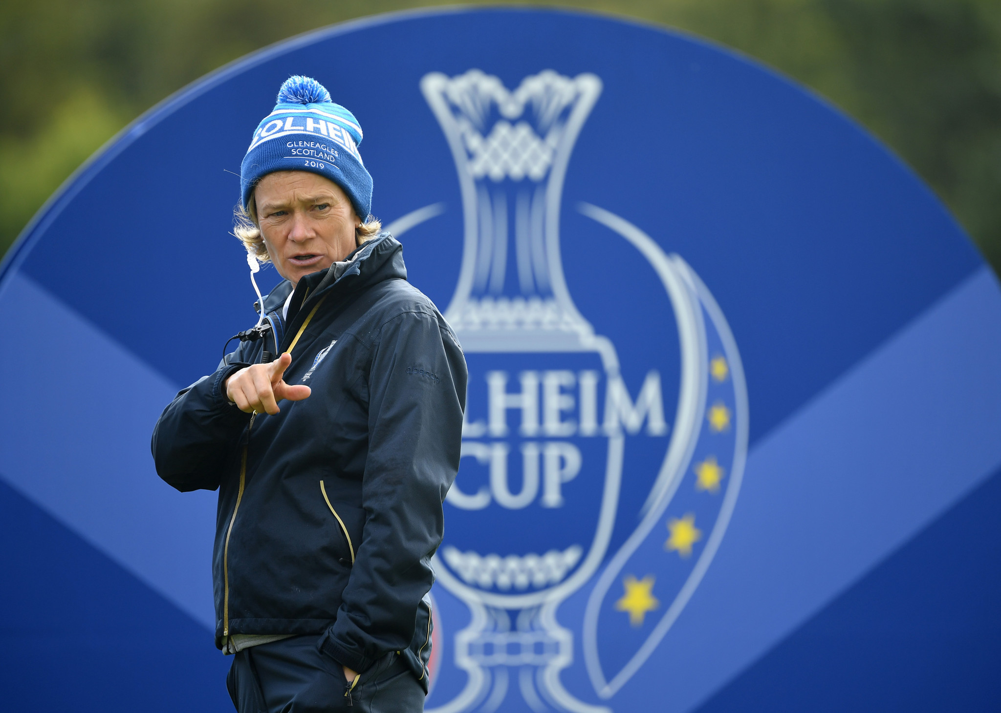 Catriona Matthew will take charge of Europe at Gleneagles  ©Getty Images
