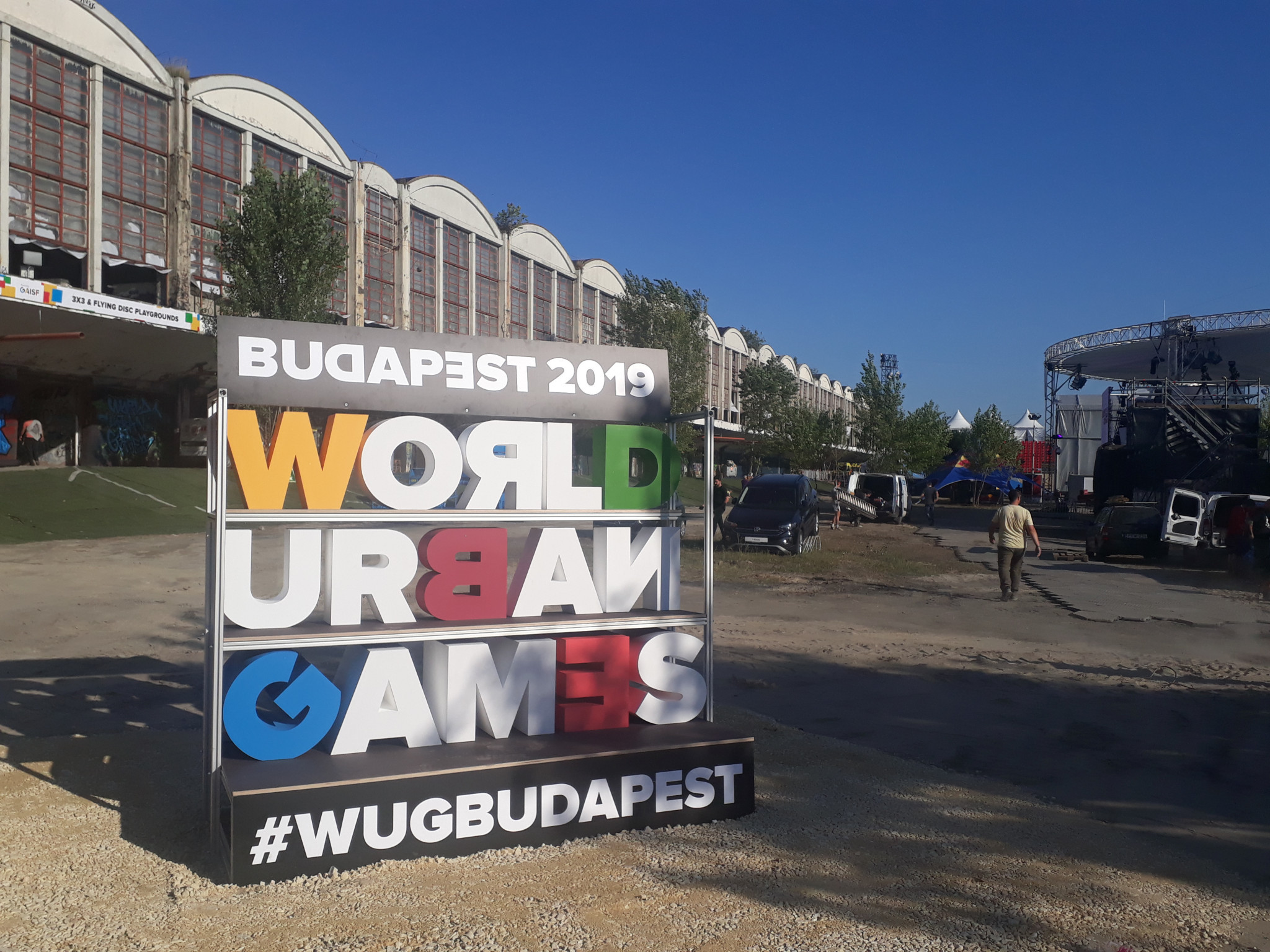 "Budapest can provide ""blueprint"" with first World Urban Games"
