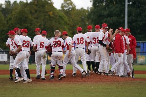 Austria and Croatia win in race for ninth place at European Baseball Championship