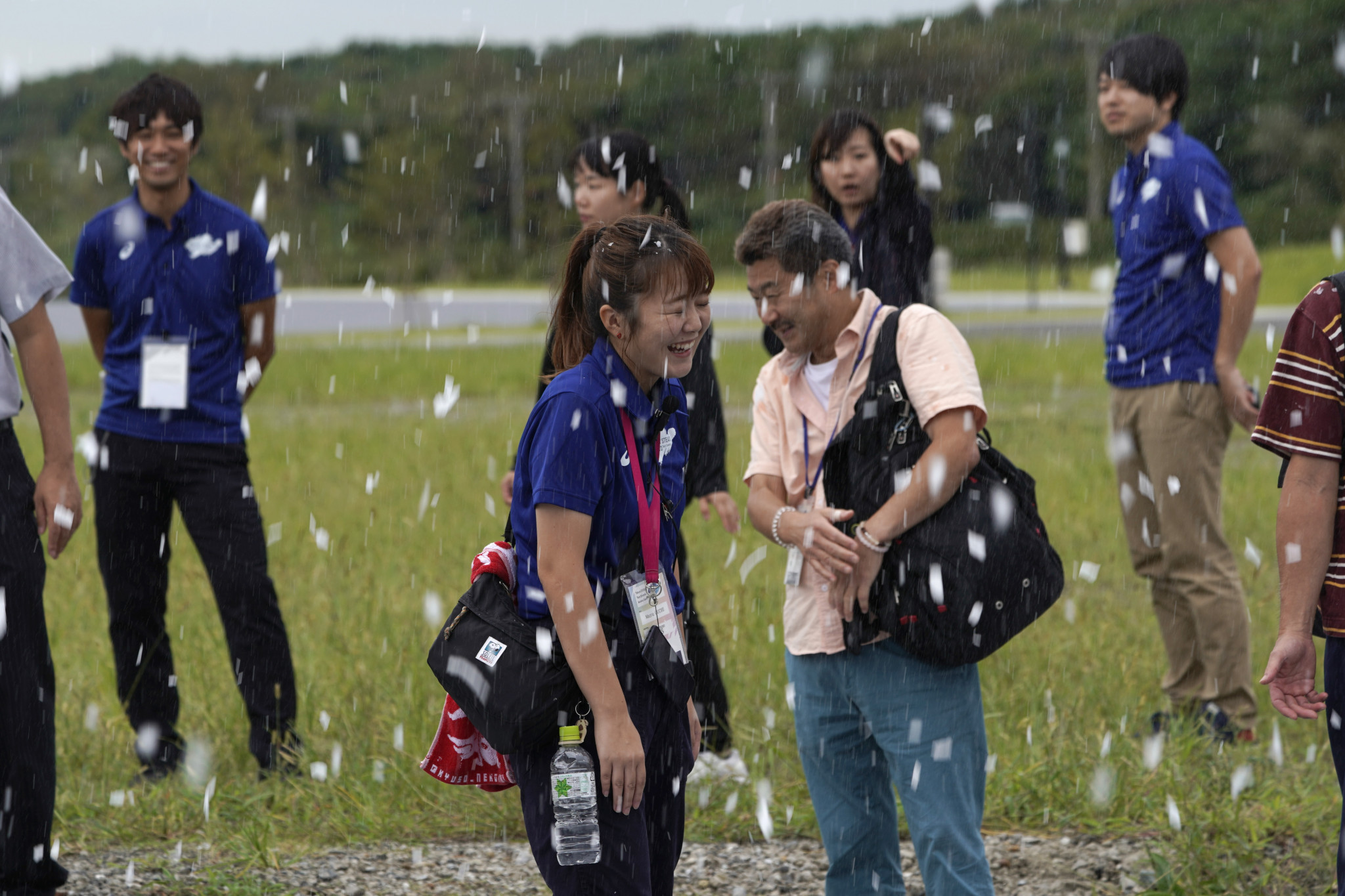 Using machines to deploy fake snow as a cooling method are among measures being considered by Tokyo 2020 ©Getty Images