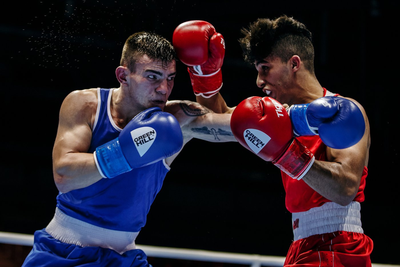 Sensory technology makes debut at AIBA Men's World Championships
