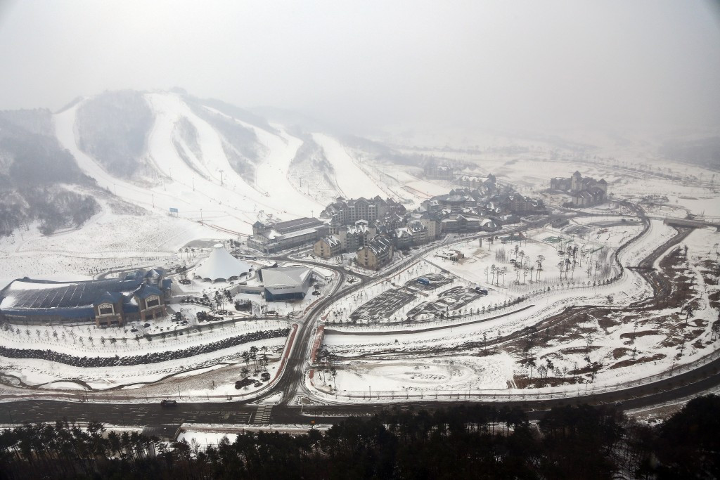 Lindberg admits IOC pessimistic about accommodation situation for Pyeongchang 2018