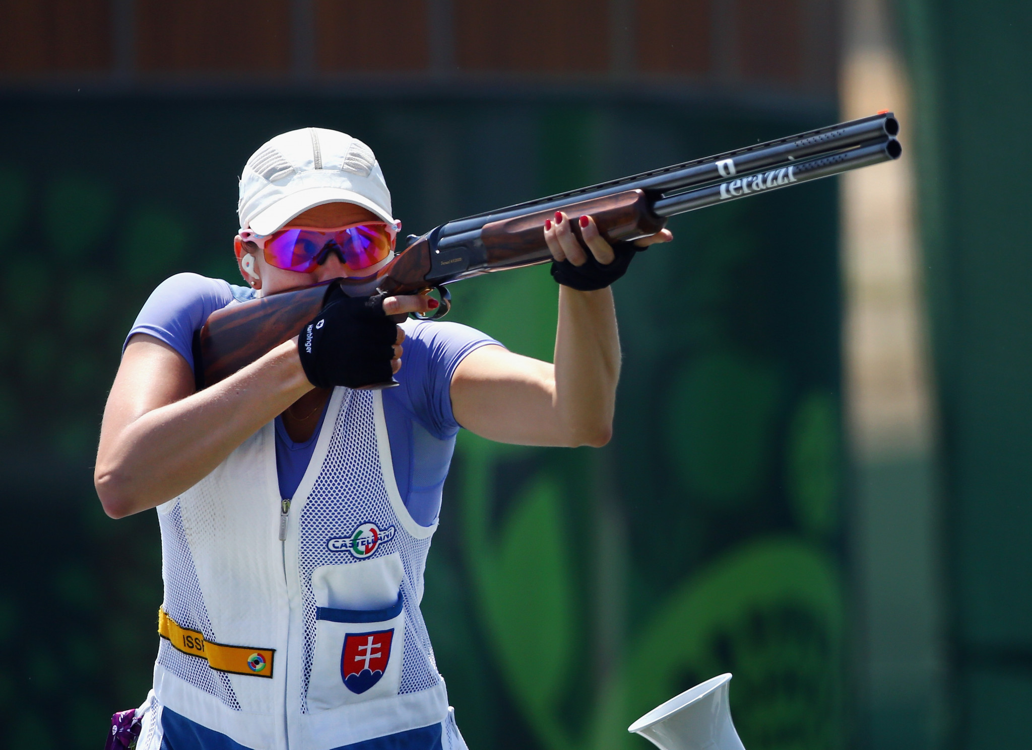 Barteková claims women's skeet crown at European Championship Shotgun
