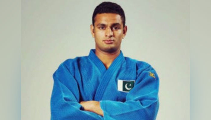 Shah Hussain Shah must wait and see if he can try and qualify for Tokyo 2020 ©thenews.com