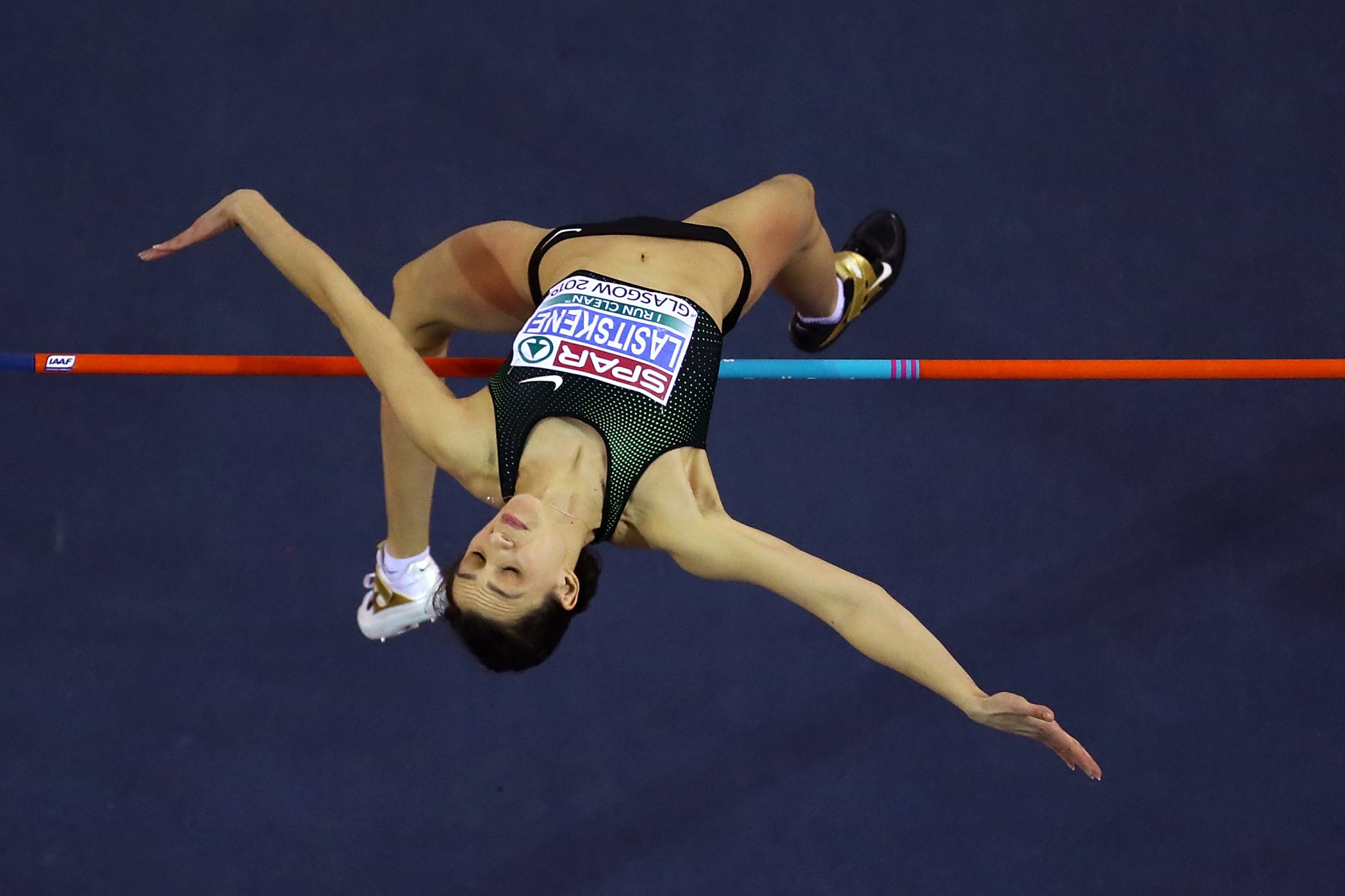 High jumper Mariya Lasitskene has called for changes in Russian sport leadership ©Getty Images