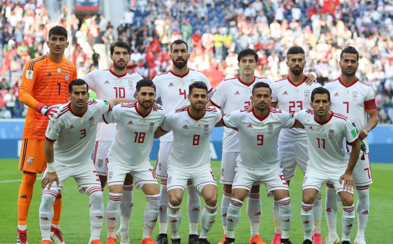 Preventing the Iranian men's football team from playing in FIFA 2022 World Cup qualifying matches could be sufficient pressure to see the ban on women lifted ©Wikipedia