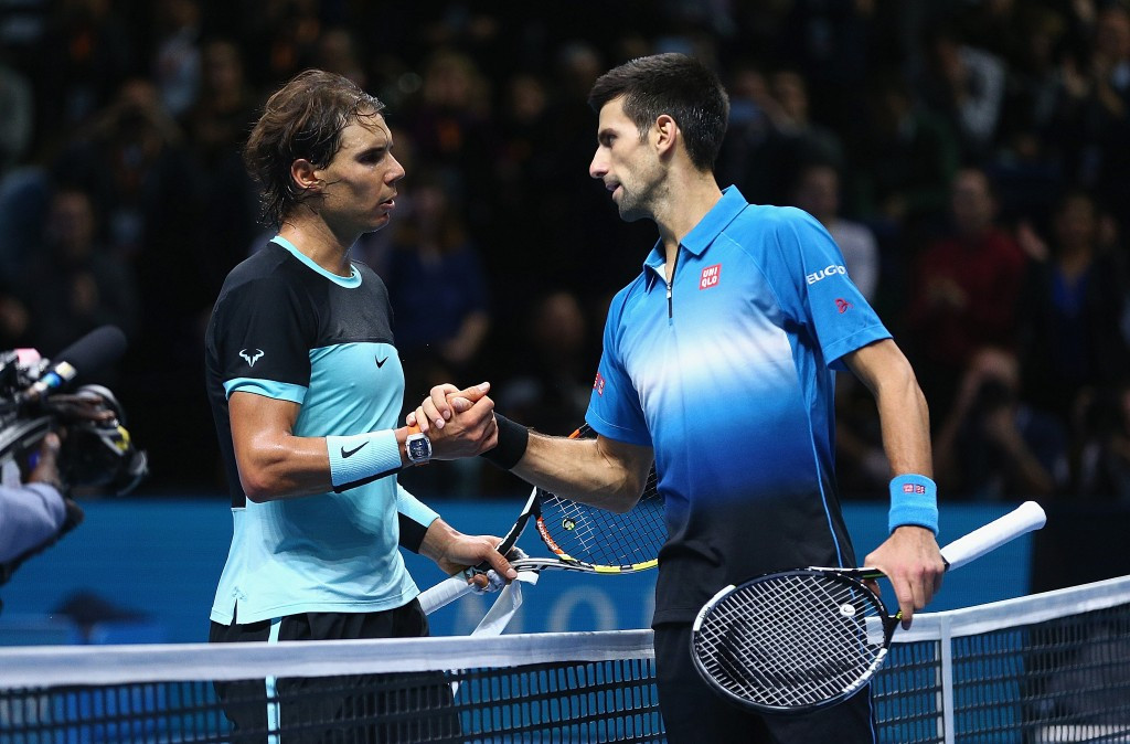 Djokovic and Federer to meet in season-ending battle for ATP World Tour Finals title