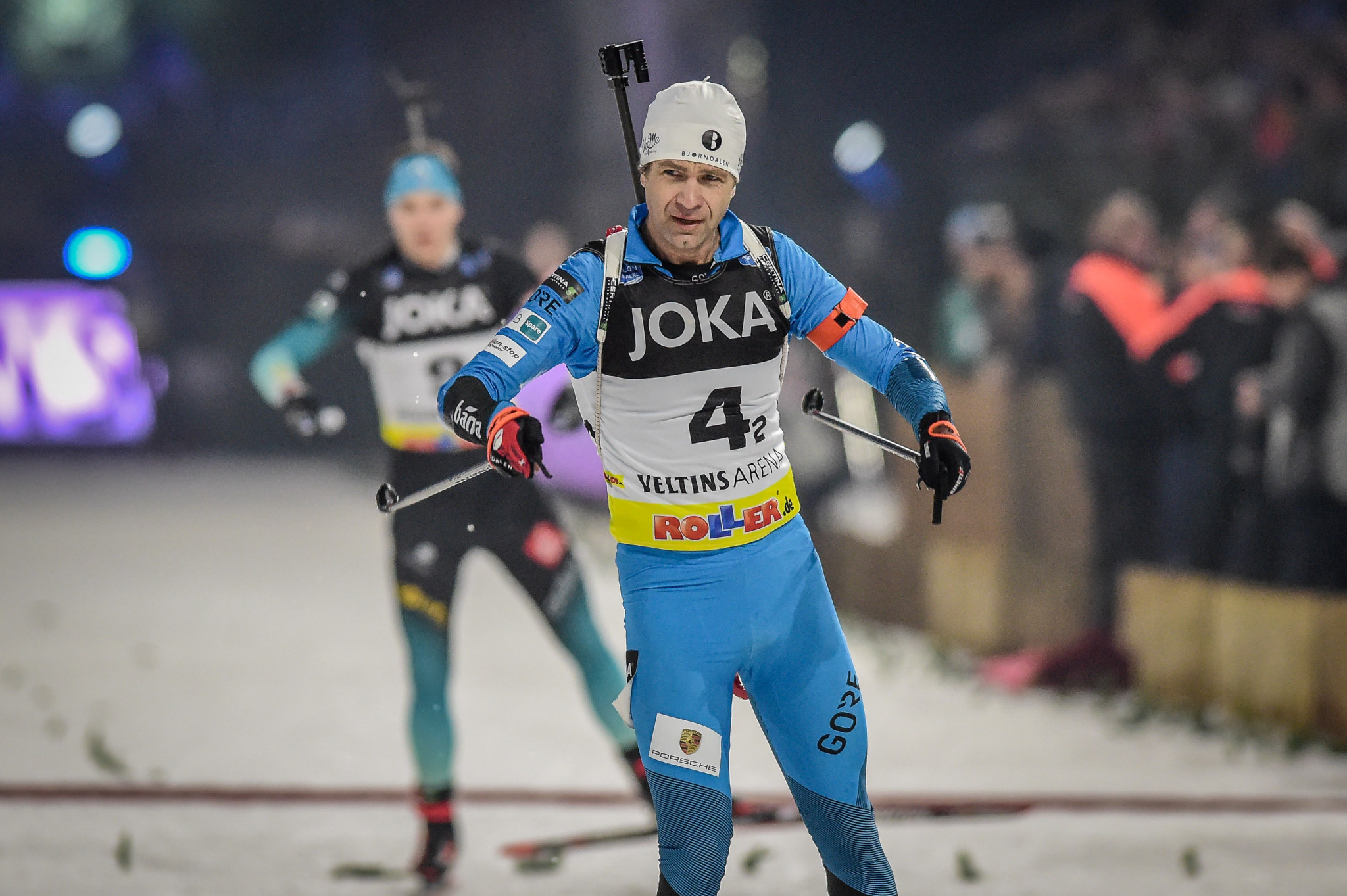 Ole Einar Bjørndalen is the most decorated biathlete at the Winter Olympic Games with 13 medals ©Getty Images