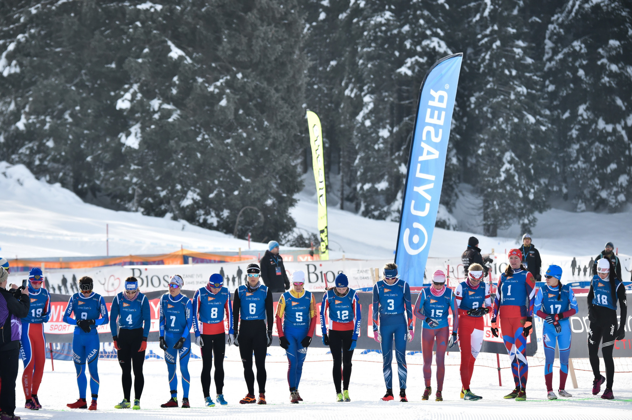 ITU Winter Triathlon World Championships return to Asiago in 2020