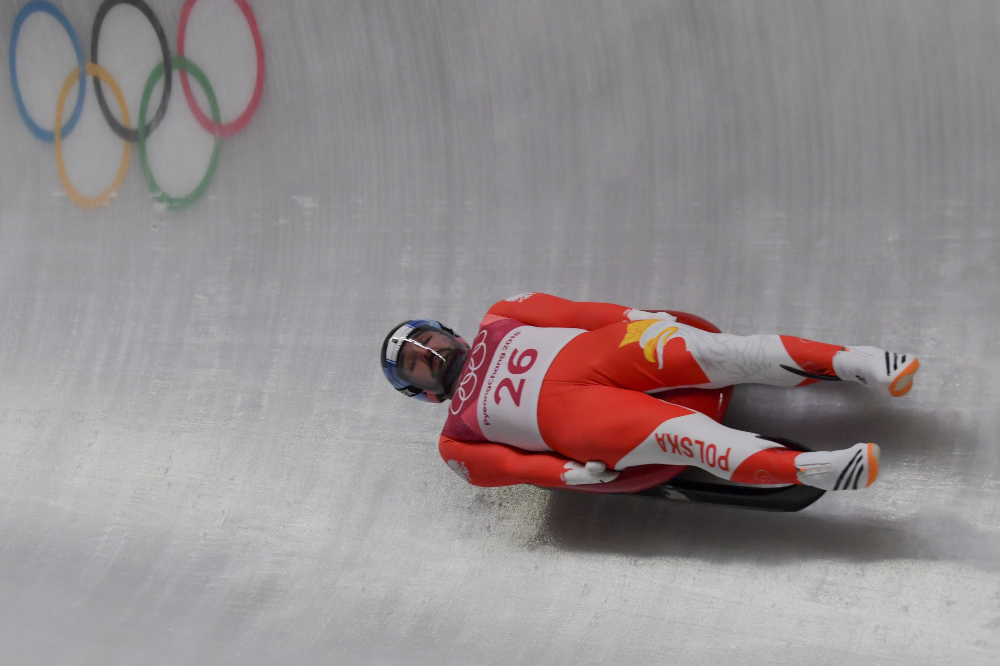 Maciej Kurowski represented Poland at three Winter Olympic Games ©Getty Images