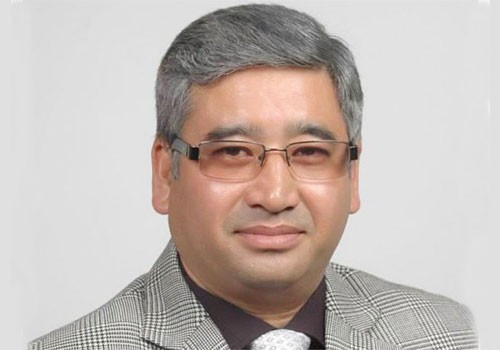 Jeevan Ram Shrestha has been re-elected President of the NOC ©OCA