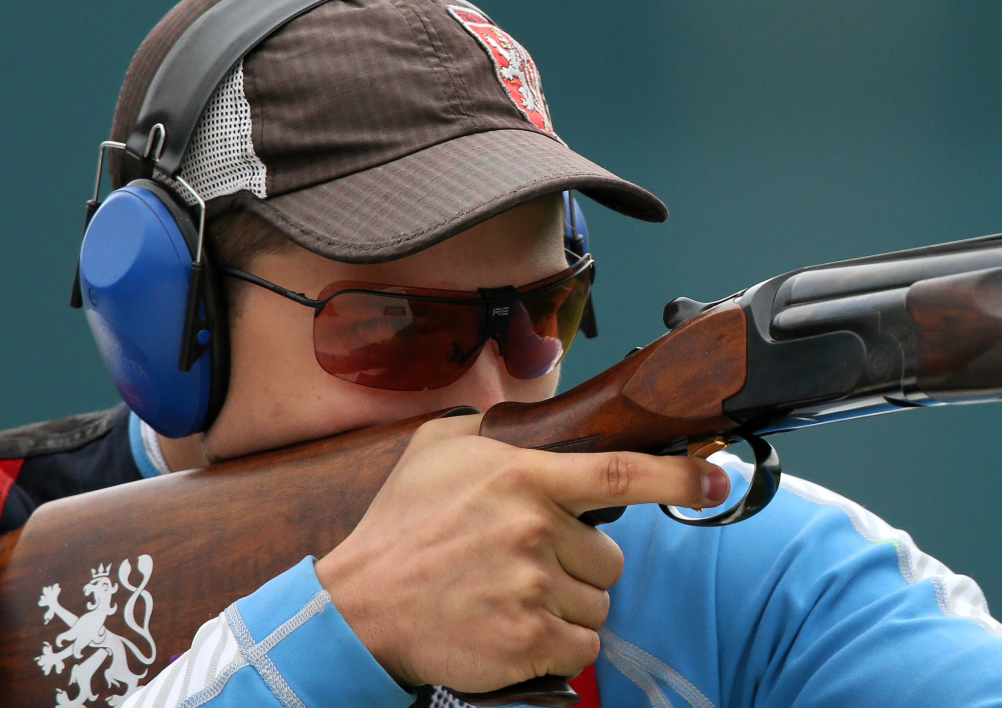 Tomeček beats home hope Cassandro to men's skeet gold in European Championship Shotgun shoot-off