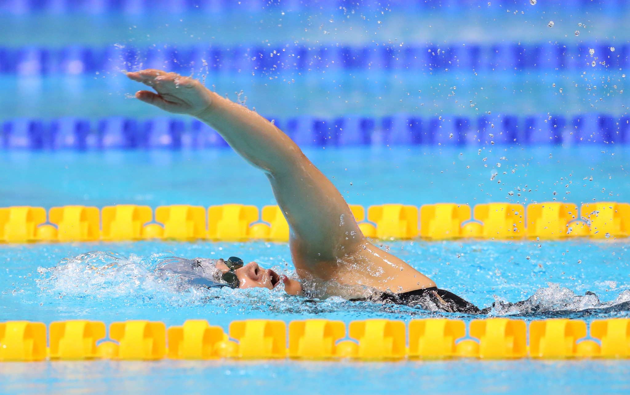 Yuyan and Zhdanov star as six world records fall at World Para Swimming Championships