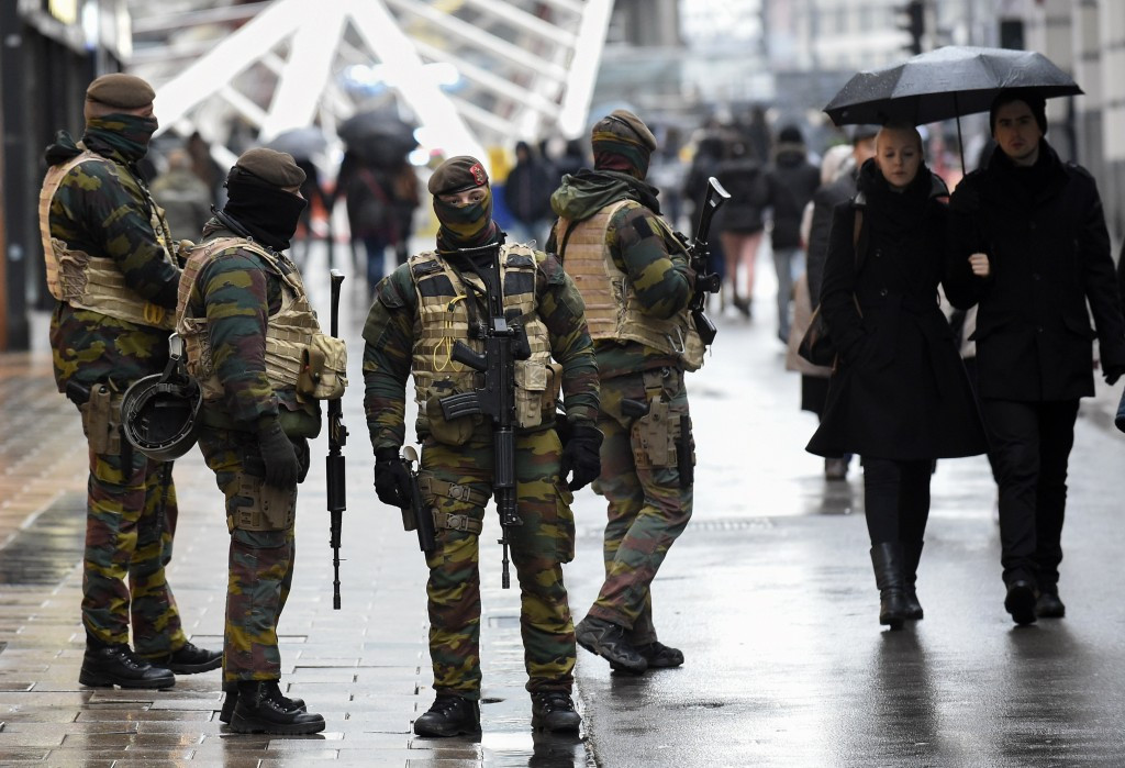 Brussels has been placed on the highest possible alert due to reports of a serious and imminent threat