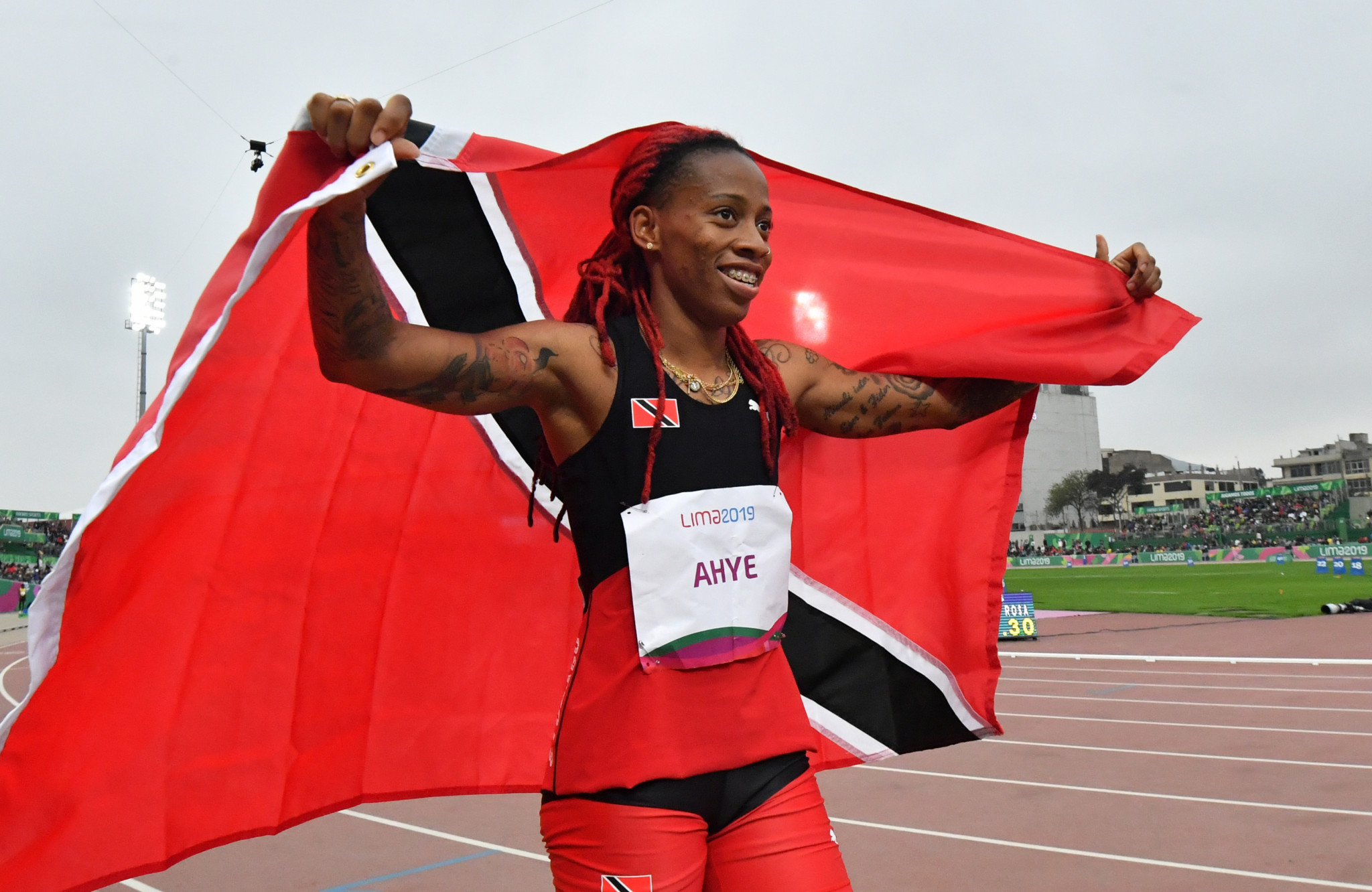 Trinidad and Tobago sprinter Ahye suspended after alleged whereabouts failures