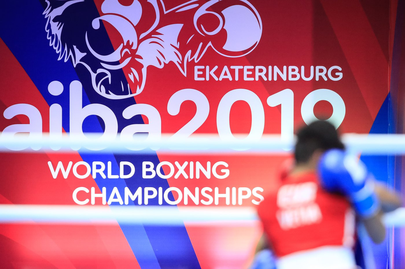 Action continues tomorrow with the featherweight, heavyweight and light heavyweight ©Yekaterinburg 2019
