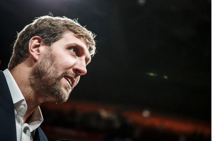 Nowitzki appointed chair of FIBA Players' Commission for four-year term