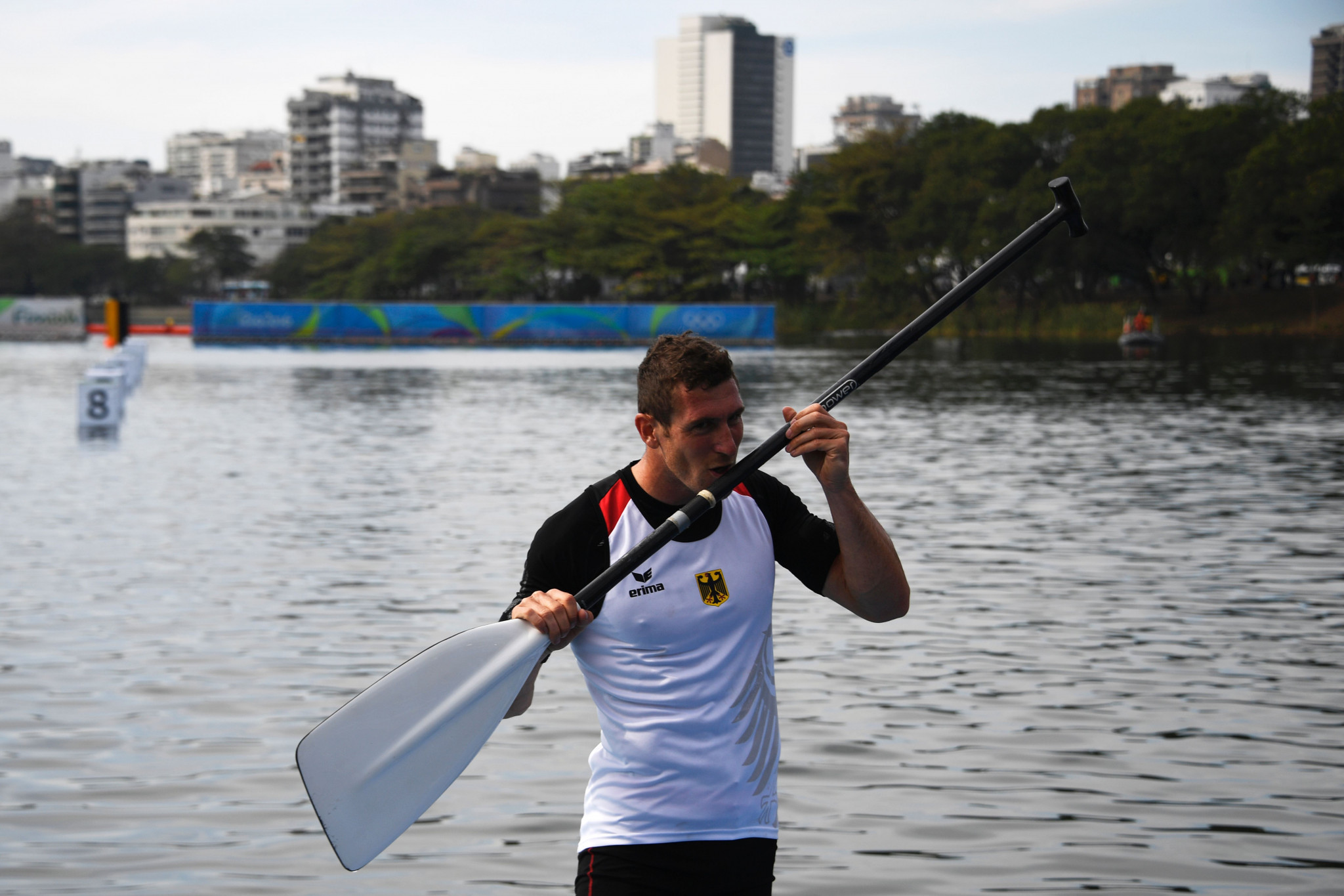 Triple Olympic champion Brendel among winners as Tokyo 2020 canoe sprint test event concludes