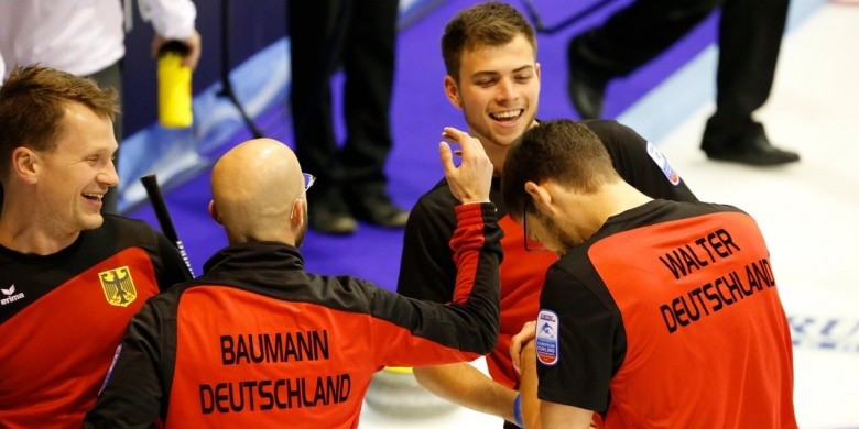 Germany win thriller to extend unbeaten record at European Curling Championships