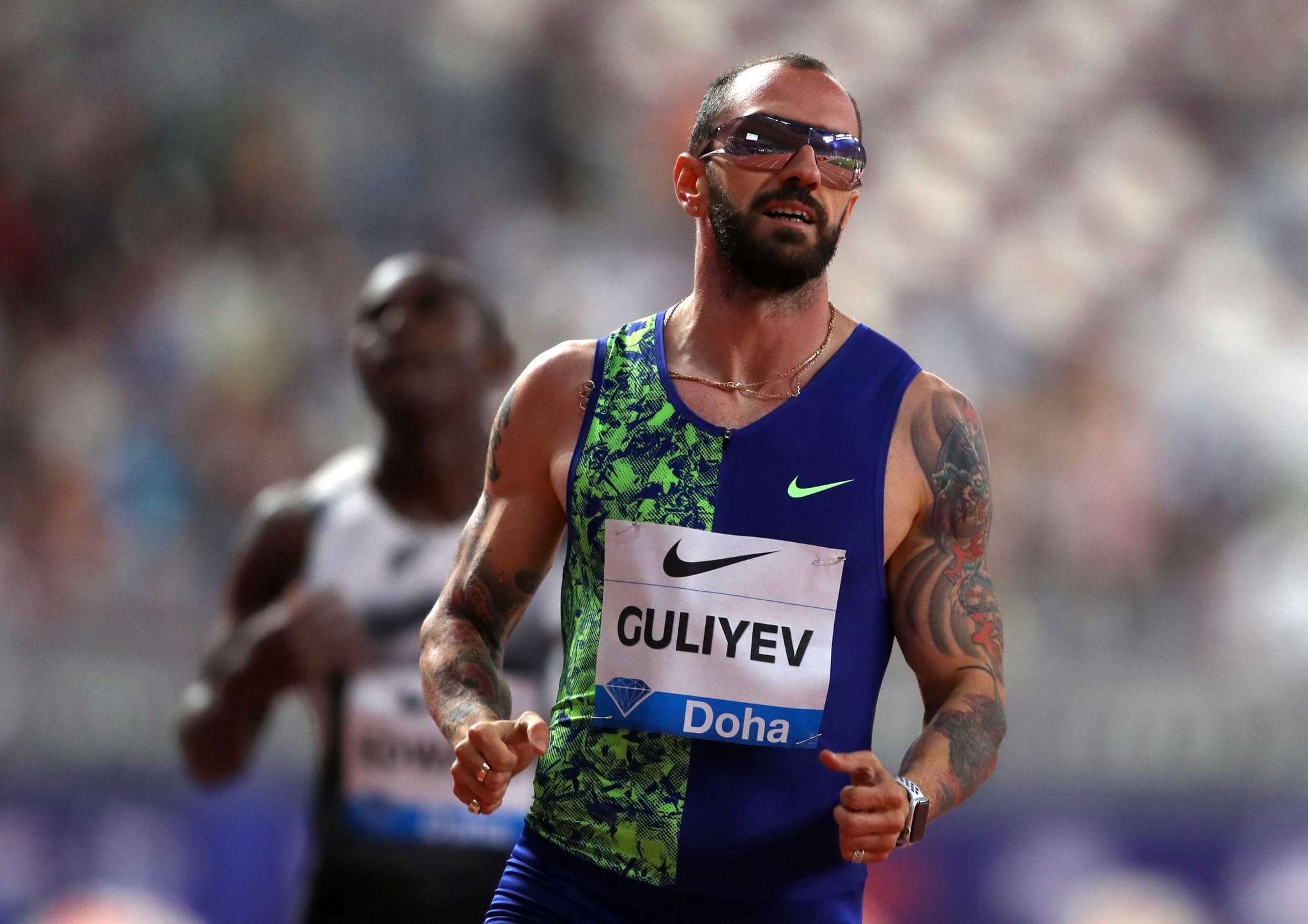 Guliyev and Visser seek Gloria Cup joy with eye on World Athletics Championships