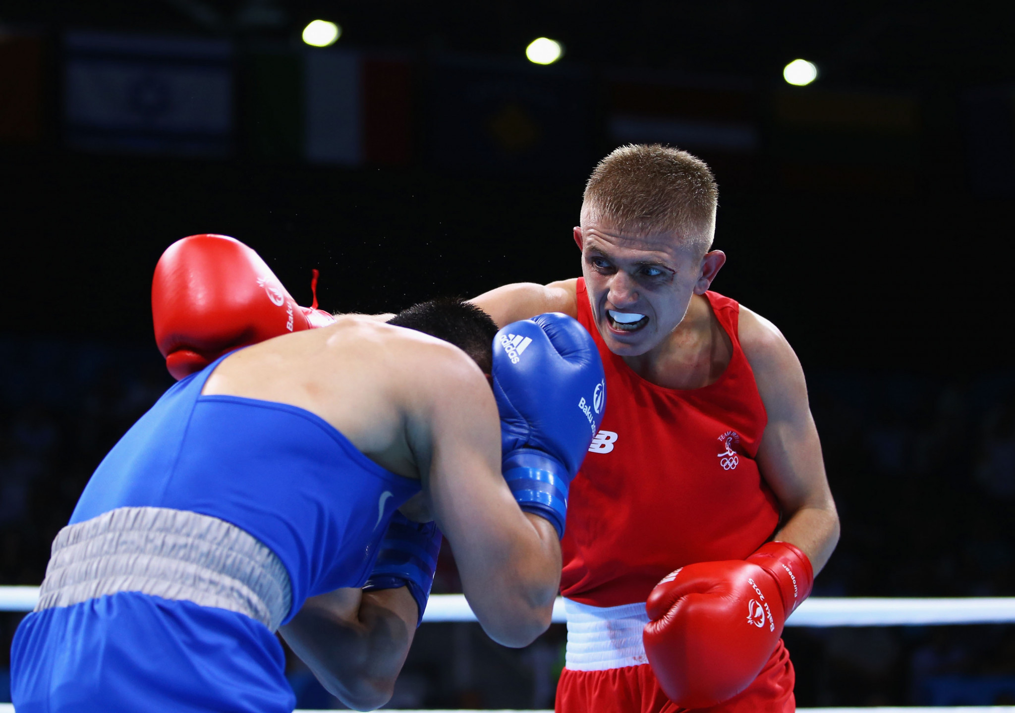 Ireland's Kurt Walker won his opening bout of the AIBA World Championships ©Getty Images