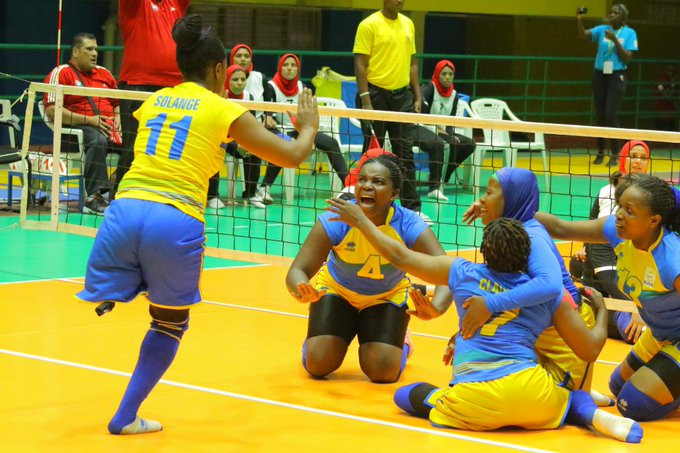 Rwanda are aiming for a second Paralympics appearance in a row ©RPC