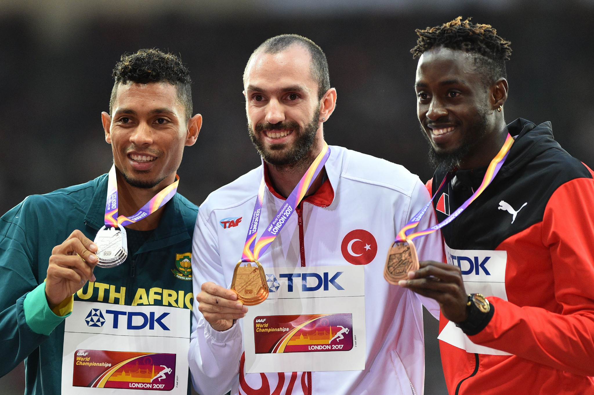 Turkey's Ramil Guliyev is using the Gloria Cup as a final preparation for his 200m world title defence in Doha ©Getty Images