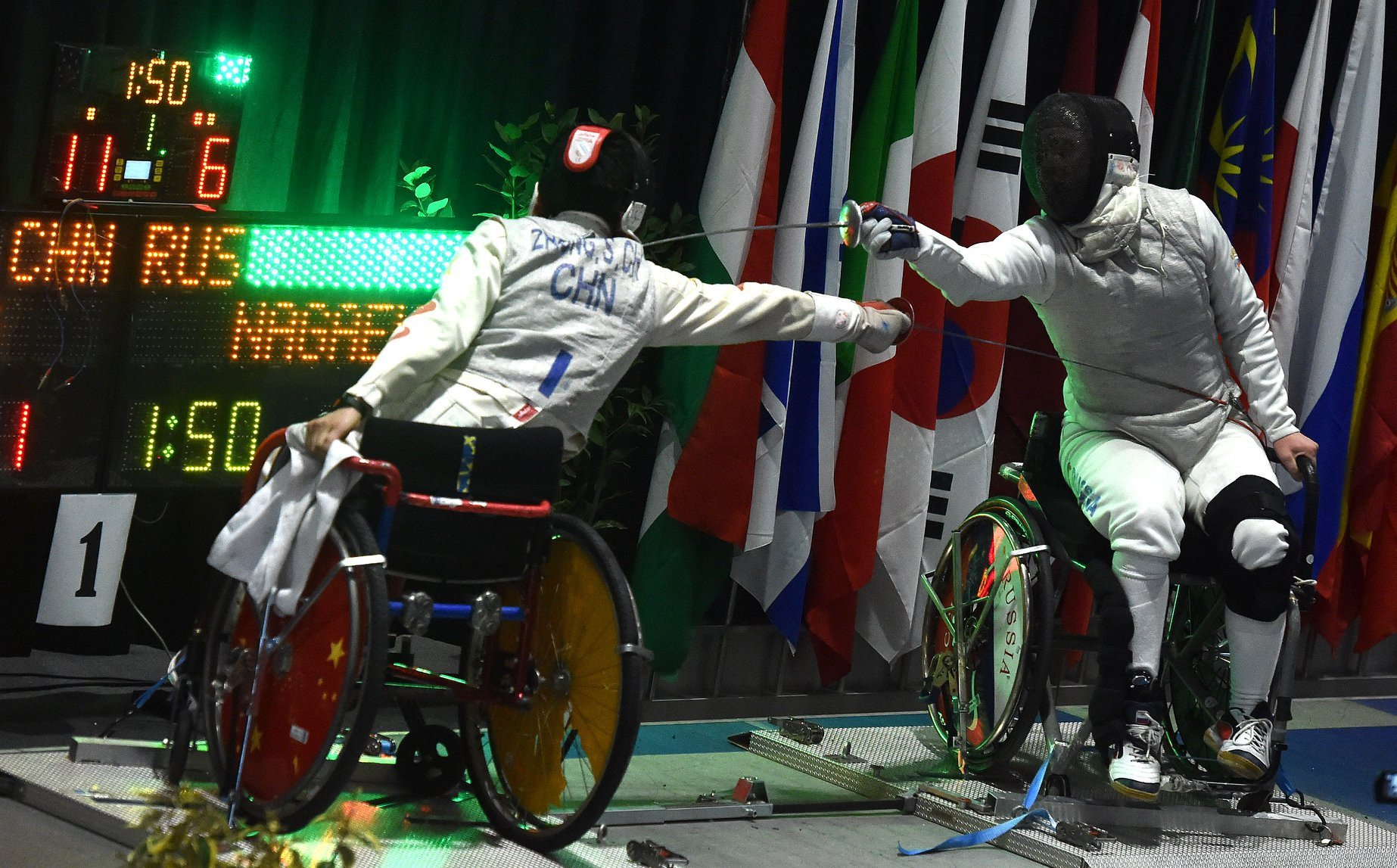 Tokyo 2020 prompts stellar entry for Wheelchair Fencing World Championships in South Korea