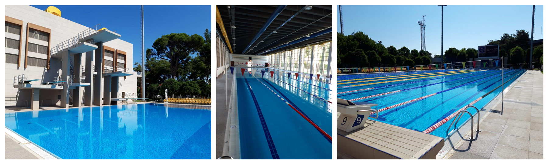 Aquatics is on the agenda for Gloria Sports Arena as they consider expanding the Gloria Cup to other sports ©GSA
