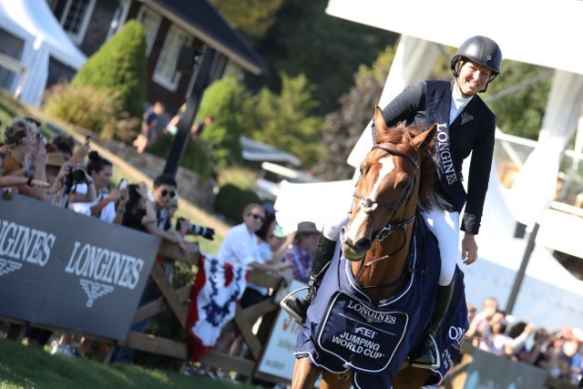 Madden earns FEI World Cup North American League win in New York