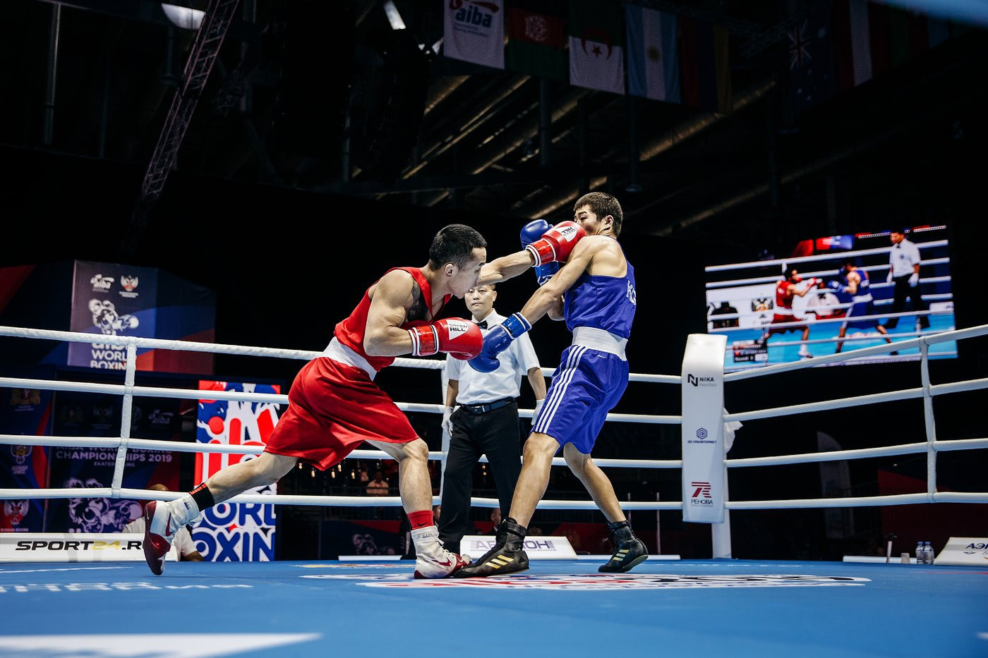 AIBA Men's World Championships 2019: Day eight of competition