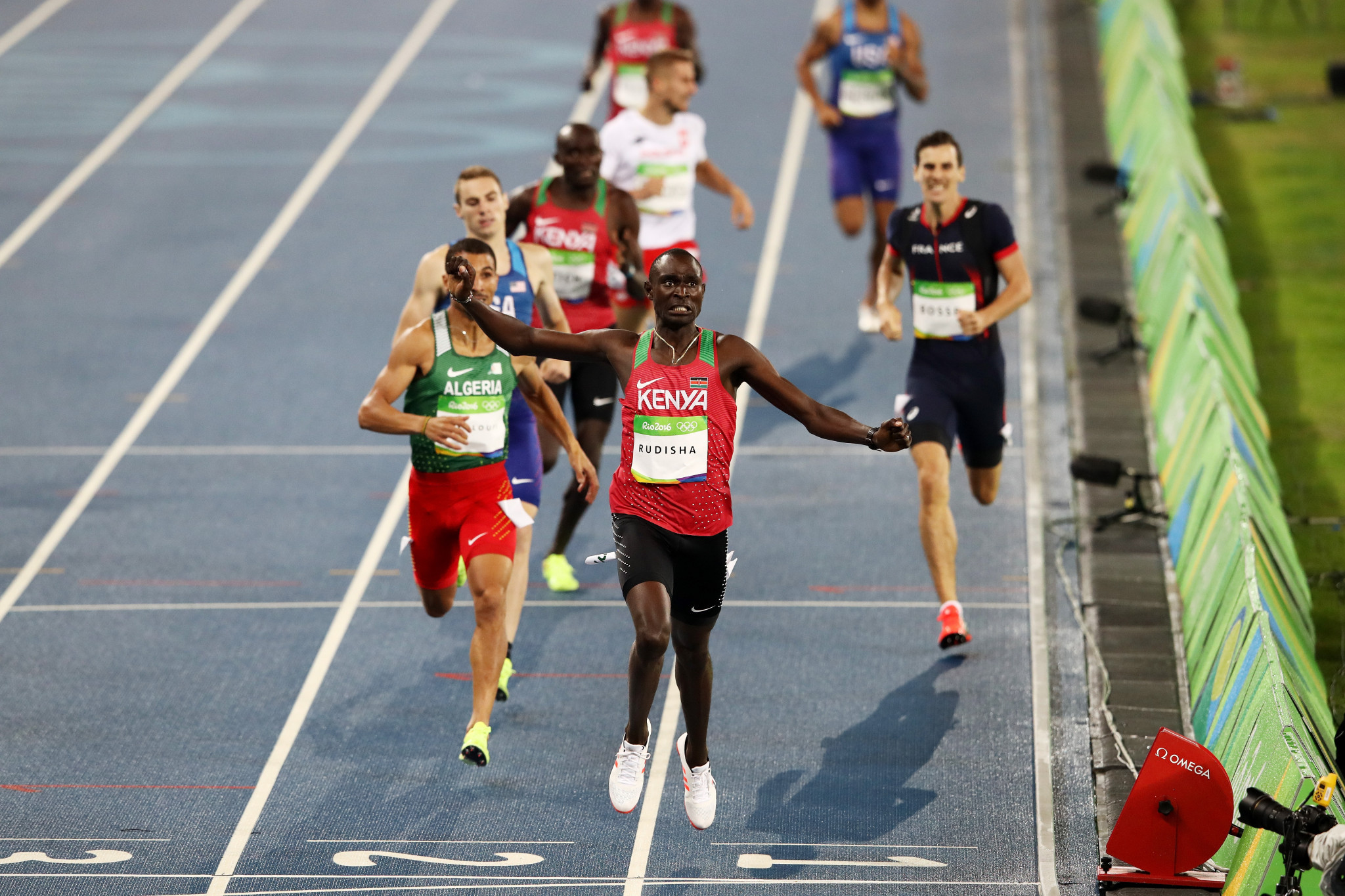 Rudisha expects to make return in 2020 before Olympic title defence