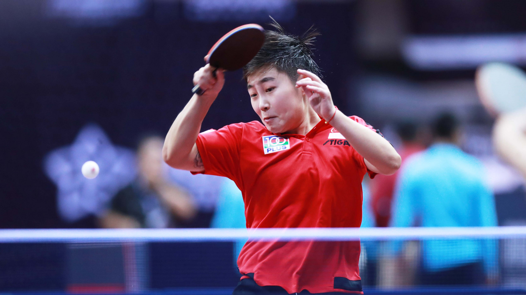 Singapore women earn surprise team semi-final place at Asian Table Tennis Championships