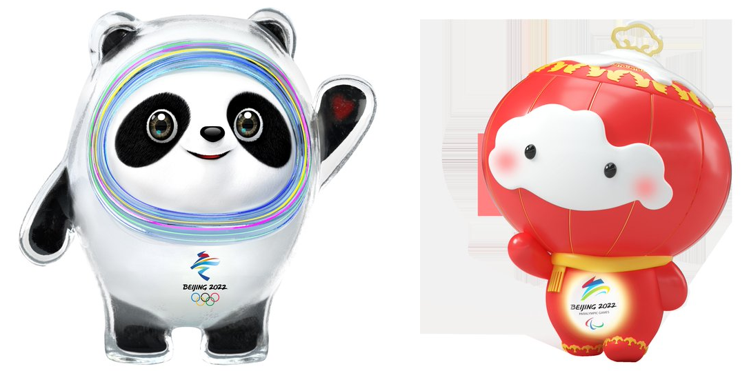 Beijing 2022 has revealed its mascots for the Olympic and Paralympic Games ©Beijing 2022